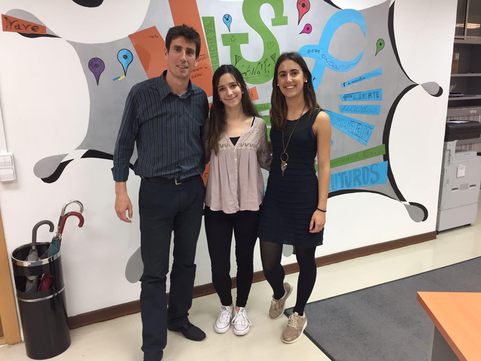 Ane Arroyo (El Regato) - Sergio Salas y Koro Allende (Fundación Novia Salcedo)