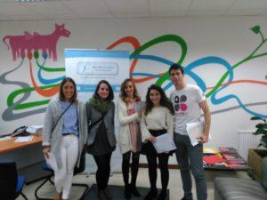 Mireia Oyarzabal (Durango Bhi) - Sergios Salas y Laura Simón (Fundación Novia Salcedo)