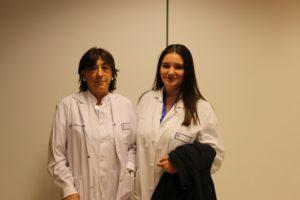 Helene Varela (Lauro Ikastola) - Maria Jesus Yurrebaso (Hospital de Basurto)