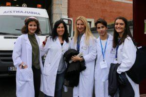 Lanaldi Eguna del Hospital de Basurto (noviembre 2017)