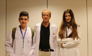 Laida Castañares y Ander Fernandez - Alberto Loizate (Basurtuko Ospitalea)