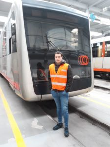 Aitor Bijuesca (Ibarrekolanda BHI) - Metro Bilbao