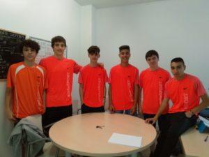 Polideportivo de Etxebarri - Lanaldi Eguna (junio 2018)