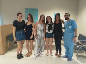 Txurdinagabarri Residentzia - Lanaldi Eguna (junio 2018)